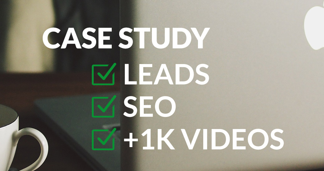 Case Study: How a B2B Directory is Improving its SEO and Generating more Leads with Personalized Videos