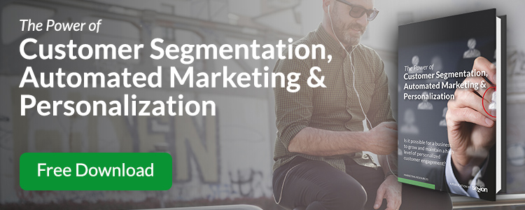 Free Book About Customer Segementation, Automated Marketing and Personalization