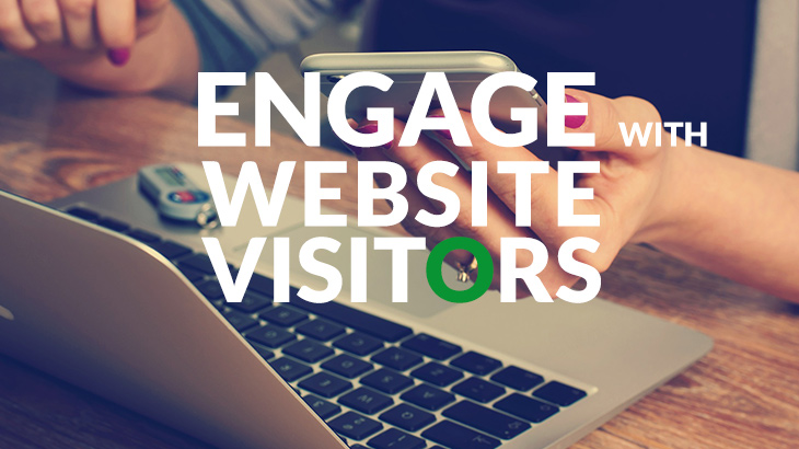 Engage with a website visitor with a personalized video using Pure Chat, Zapier and Sezion
