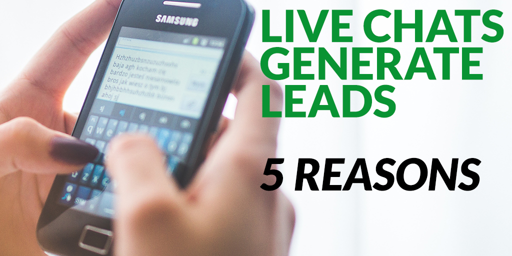 live-chat-generate-leads-twitter