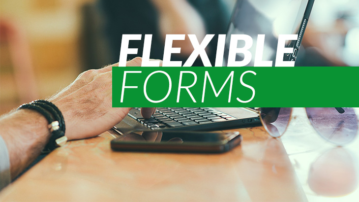Flexible Contact Forms