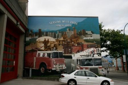 canada vancouver Granville Island Chinatown Gastown