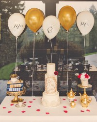 Beauty and the Beast Bridal Shower | Fancy That Party + Gift