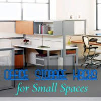 Office Storage Hacks for Small Spaces | Shoplet
