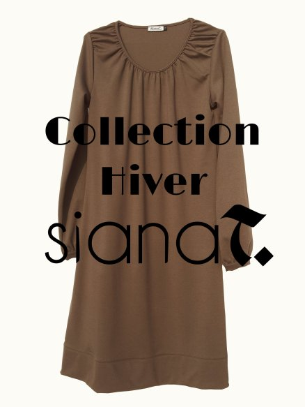 Collection Hiver Sianat
