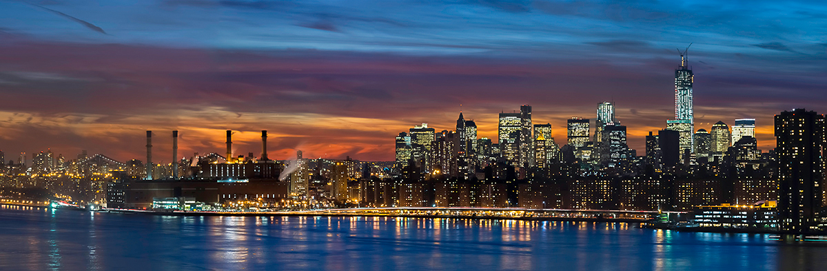 Fall In Nyc Wallpaper Fan Photo Of The Week Chad Weisser S Nyc Skyline