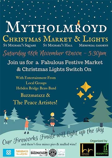 mytholmroyd christmas lights
