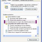 Izklop preproste skupne rabe v Windows-ih