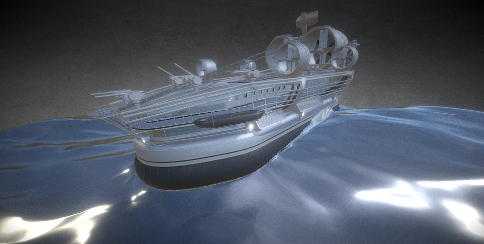 Tutorial Creating an Animated Ocean Scene in Blender - Sketchfab Blog - ocean waves animations