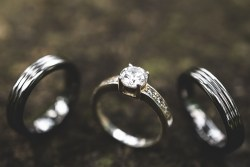 Small Of Simple Wedding Rings