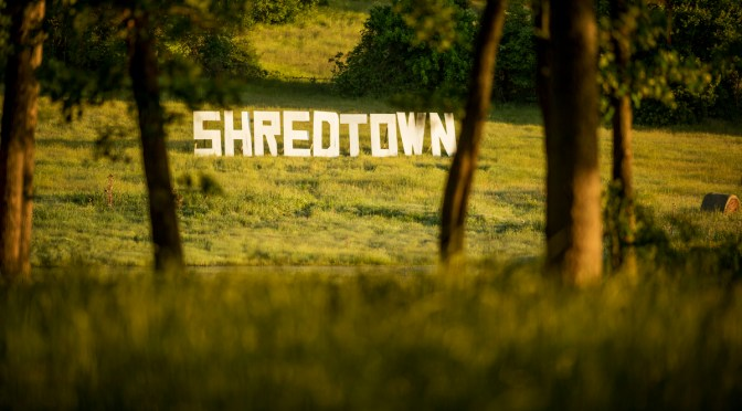 The 2016 Shredtown Jamboree