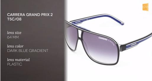 Video Review: Carrera Grand Prix 2 Sunglasses