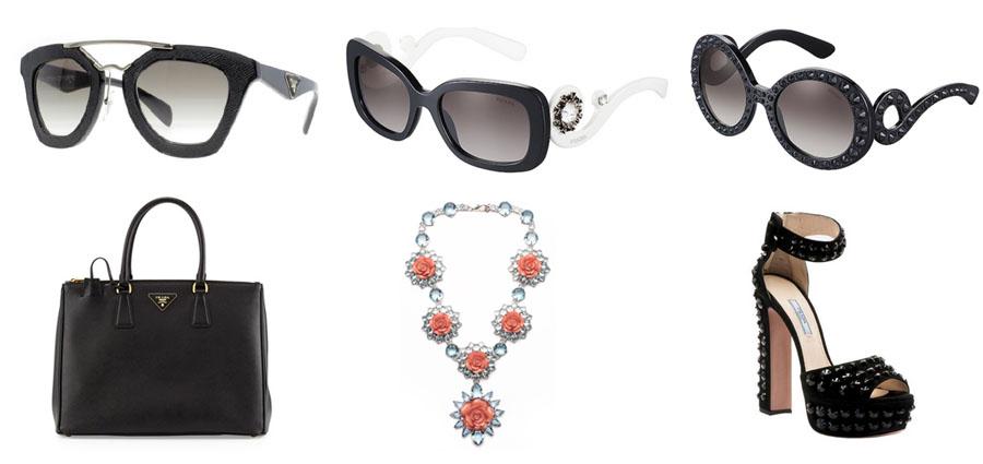 prada sunglasses, prada glasses, prada eyewear