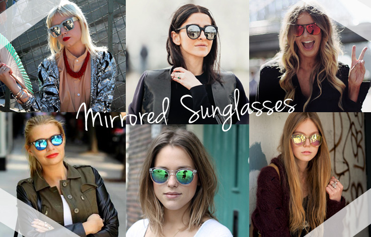 Mirrored Sunglasses – Our Top Picks