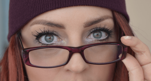 Wearing Makeup With Glasses