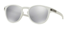 Oakley Chrome Silver