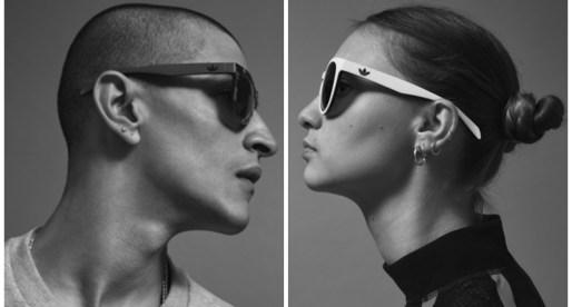 adidas Originals by Italia Independent Eyewear Collection
