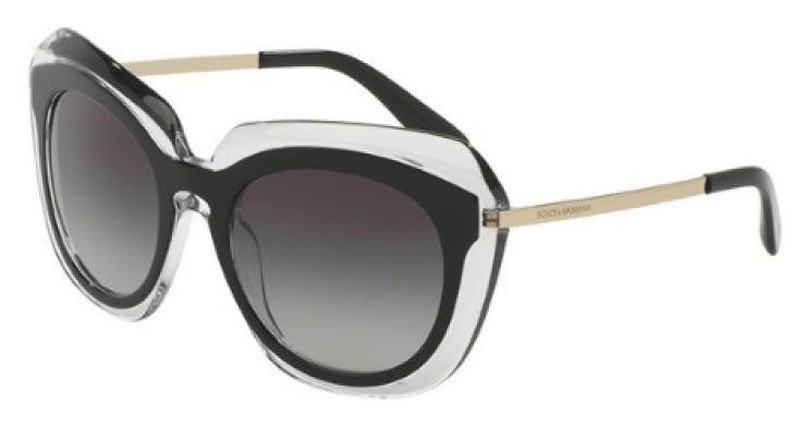 Dolce&Gabbana Geometric Sunglasses