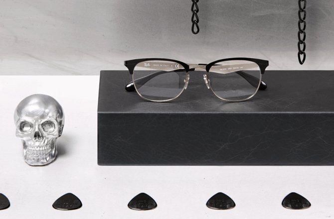 Introducing the Ray-Ban® Metal Heads Collection