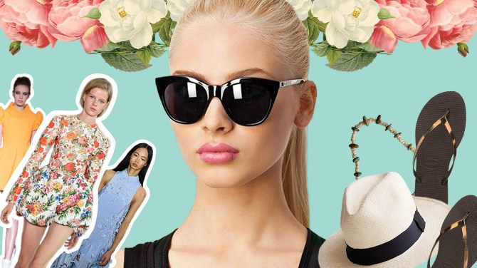 Spring Summer Eyewear Trends