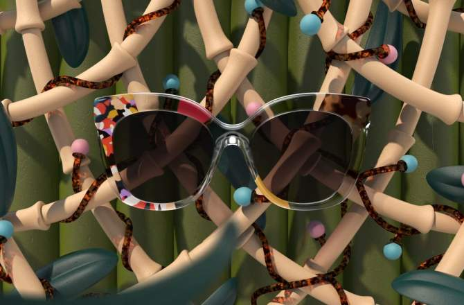 Fendi Jungle Sunglasses Collection – Naturally Wild At Heart