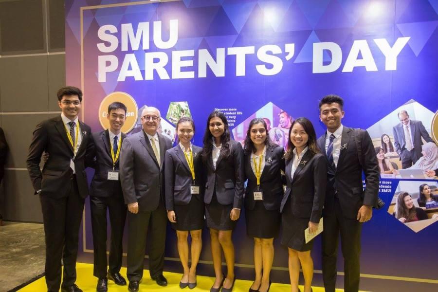 At SMU Convocation 2016