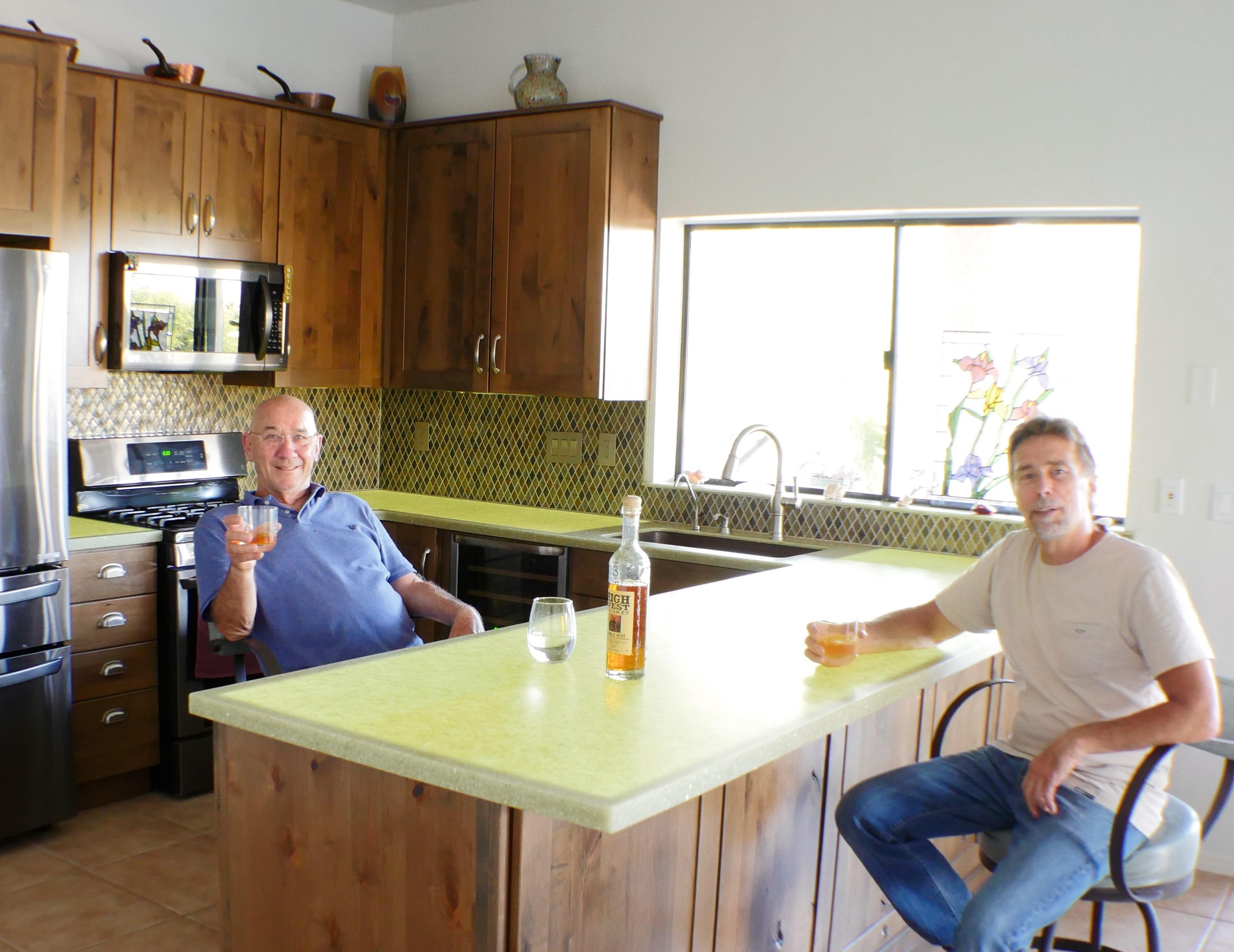 Customer Spotlight Cat Eye Countertops With Jerry Michaels And Jim Glinski Solidsurface Com Blog