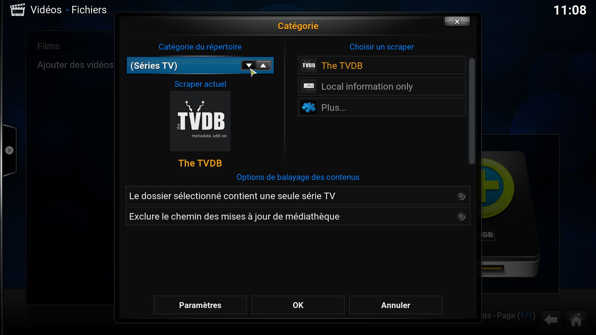 how to add subtitle to kodi from local drive