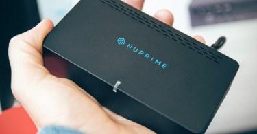 Test NuPrime WR-100