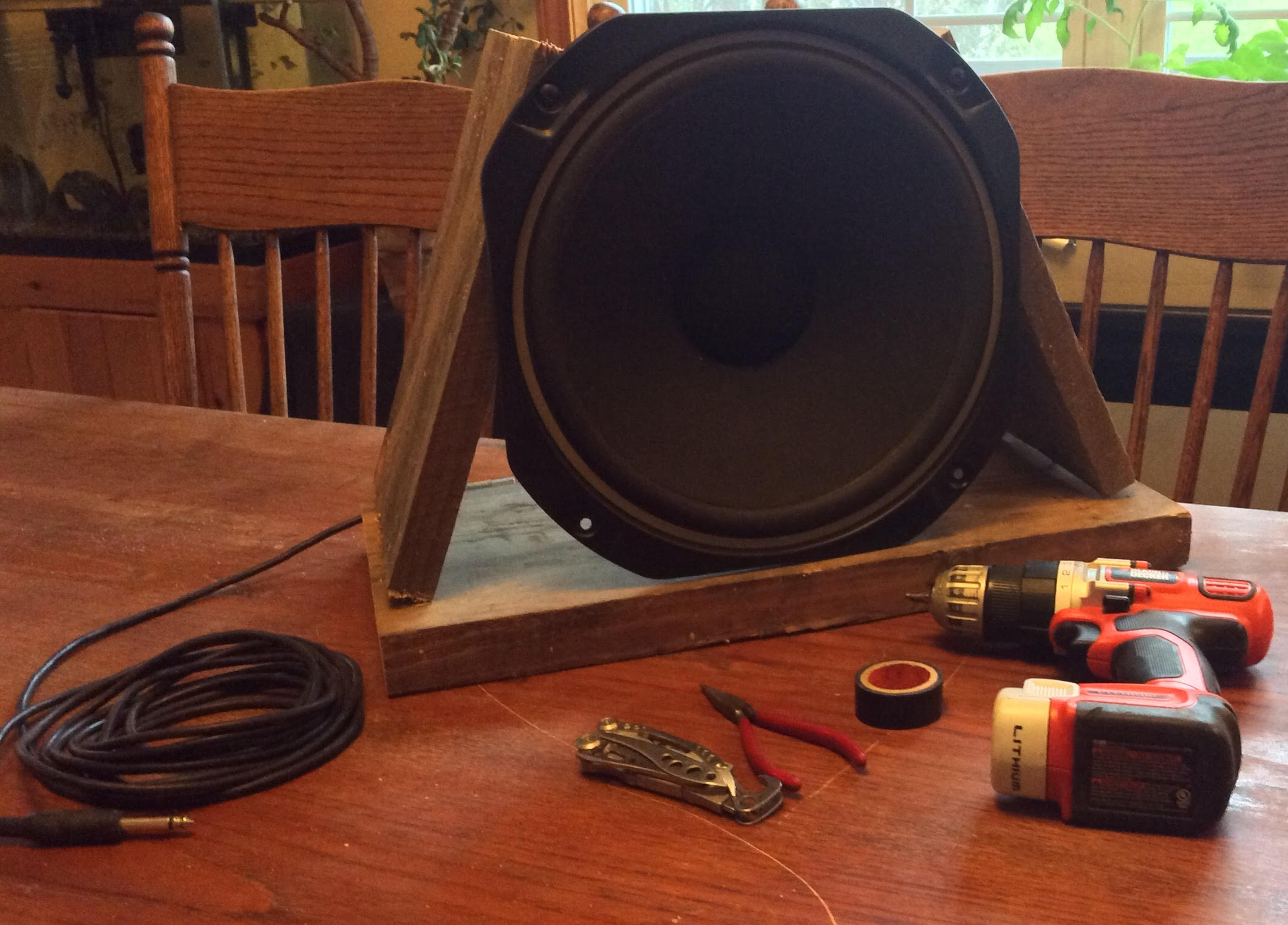 Easy Studio Hack How to Make a DIY Microphone Using an Old Speaker