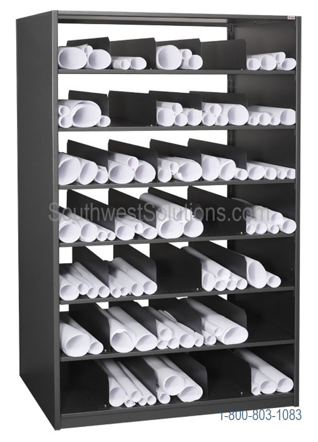 Innovative Storage Solutions Plan Drawing Storage Systems