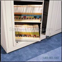 Times 2 Rotary File Cabinets Delivered And Installed In ...