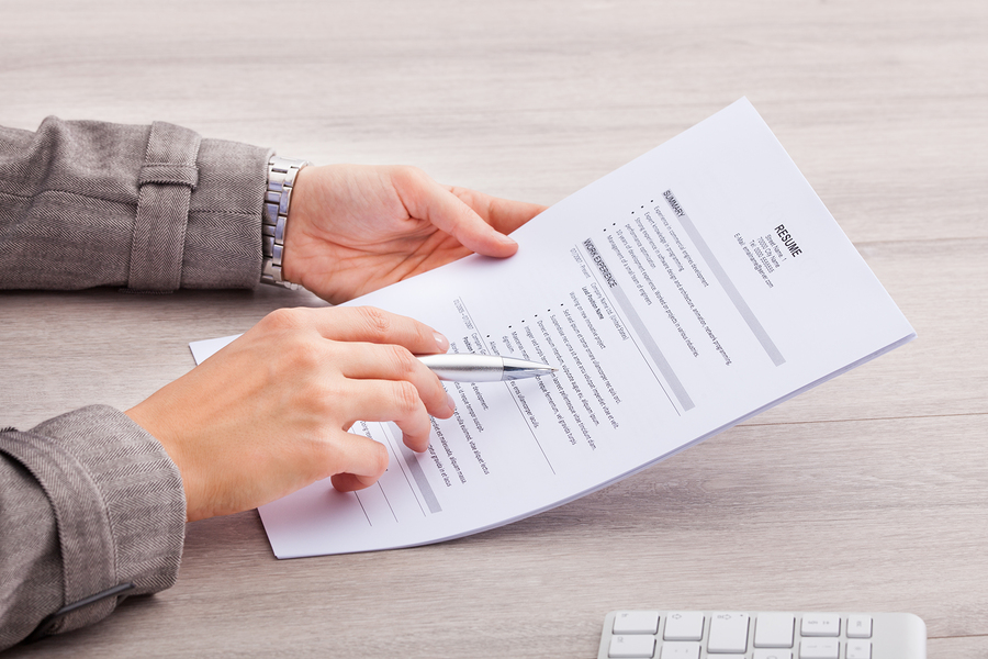 How to Make Sure Your Resume Gets to the Top of the Pile (And Not