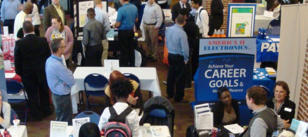 5 things to do before attending a Job Fair! - Careers  Internships
