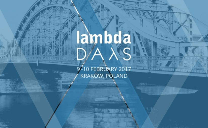 Early Bird Tickets for Lambda Days are still available!