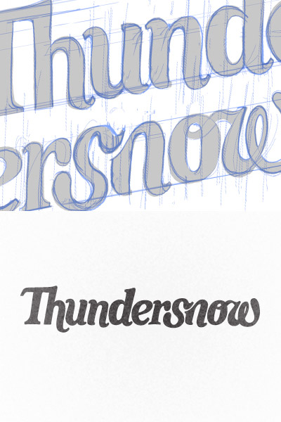 Inspiring Examples of Custom Lettering Logo Designs - examples of good cover letters