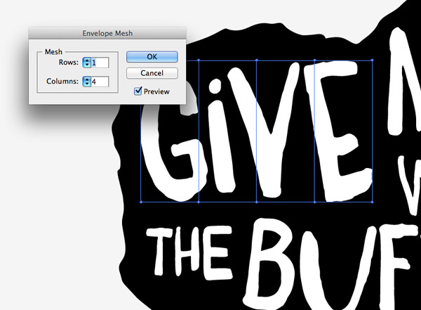 How To Create Typography Illustrations the Easy Way - illustrator typography tutorials