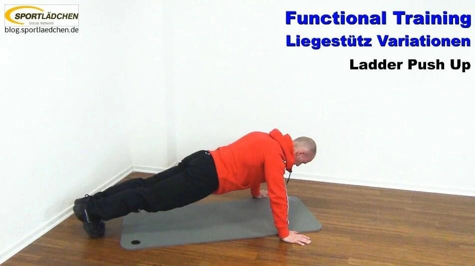 Functional Training Liegestutze Variationenfitness Blog