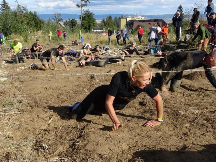 Majstrovstvá Európy Spartan Race Beast v Tatranskej Lomnici