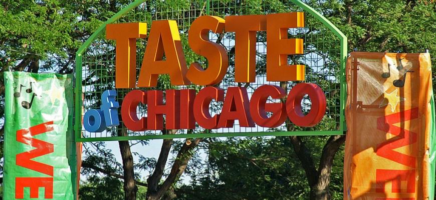 Taste of Chicago Cover
