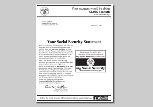 change address Social Security Matters - social security change of address