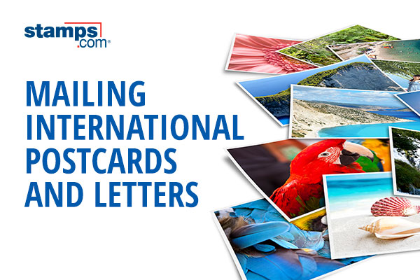How to Mail an International Letter or Postcard - Stamps Blog