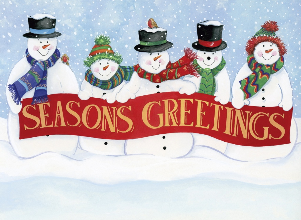 Sending Personalized Holiday Season Invites, Greeting and
