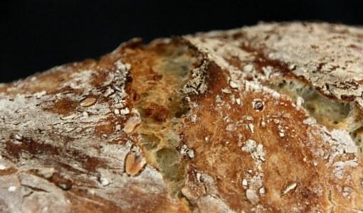 La recette magique du pain cuit en cocotte.