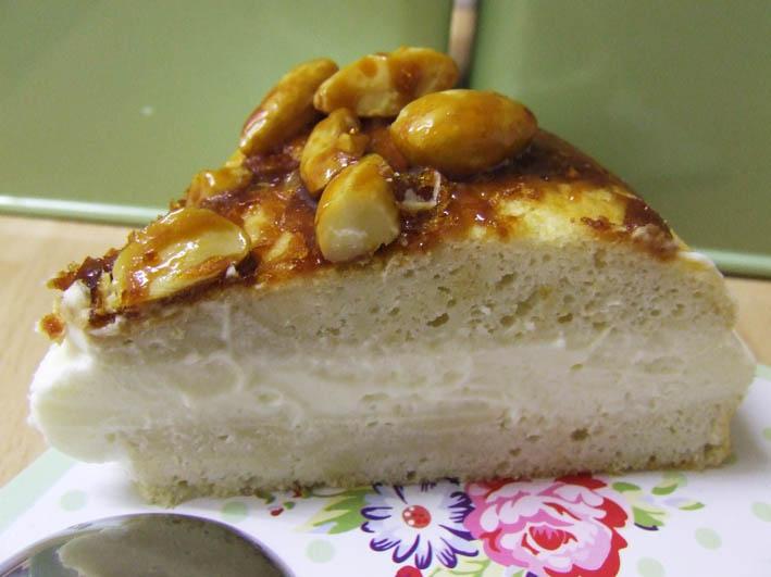 Paleo Bee Sting Cake (Bienenstich) I