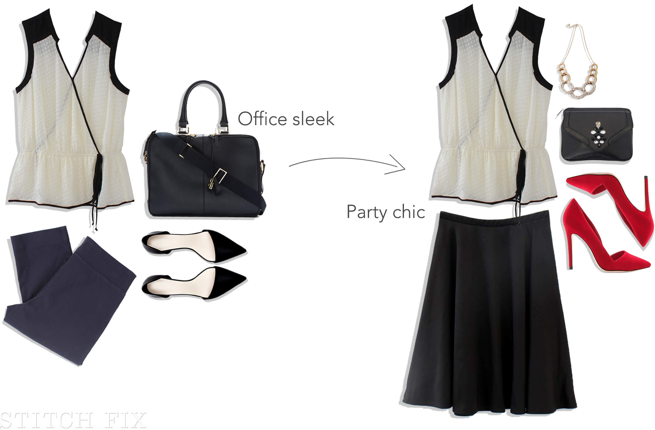 Party Chic Holiday Style From Office To Party Stitch Fix Style