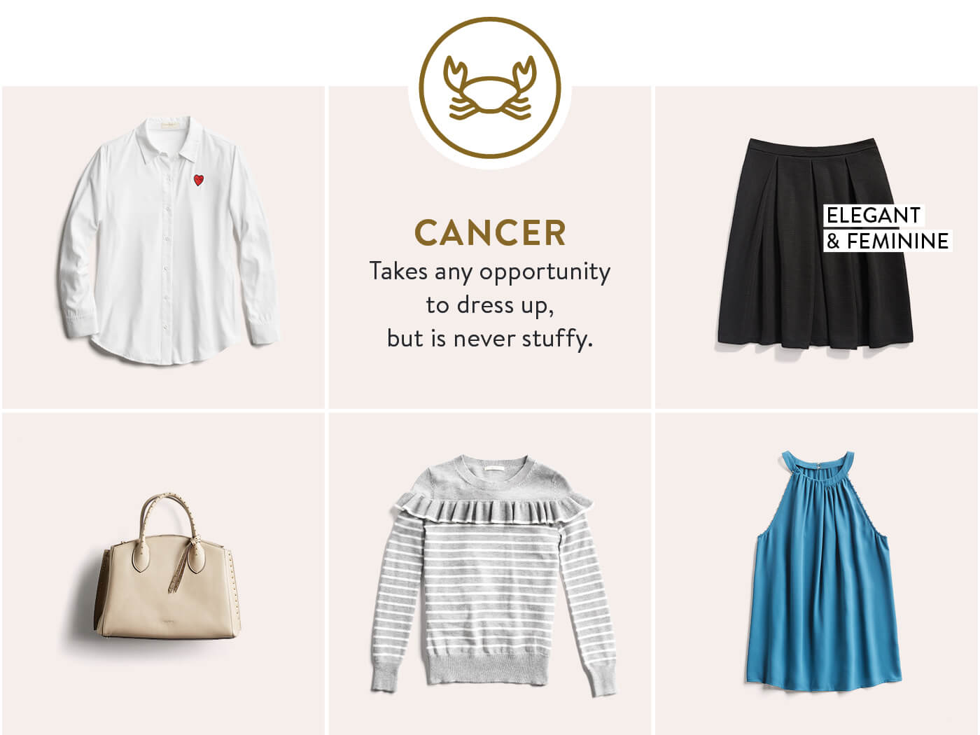 Zodiac Signs What Your Zodiac Sign Says About Your Style Stitch Fix Style