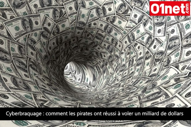 Le casse du siecle : 1 milliard de dollars