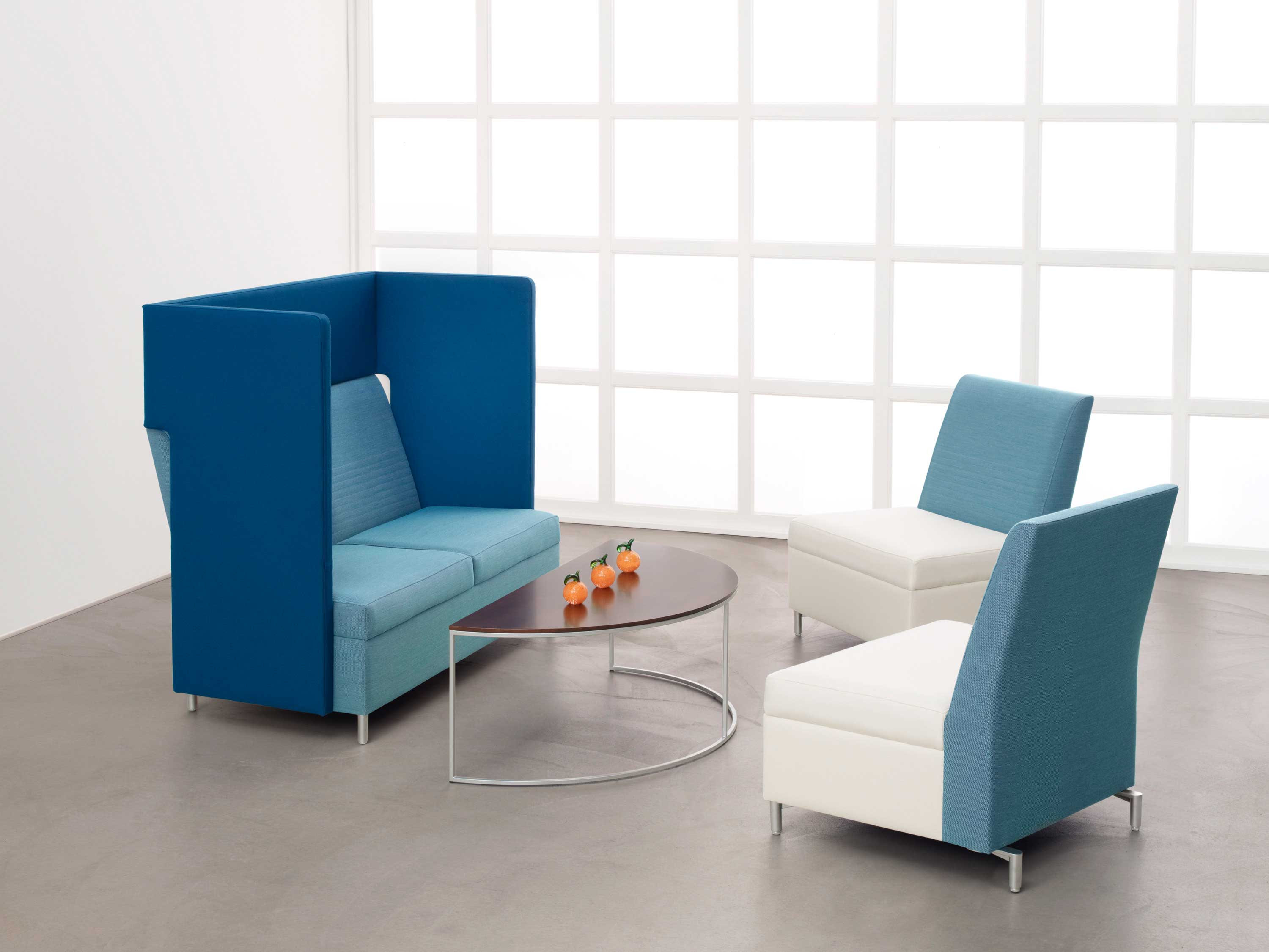 The New Collaborative Work Space Modern Office Furniture