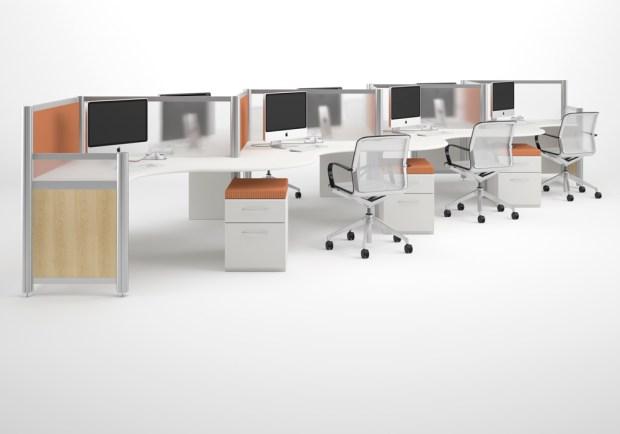 modern workstations modular office furniture